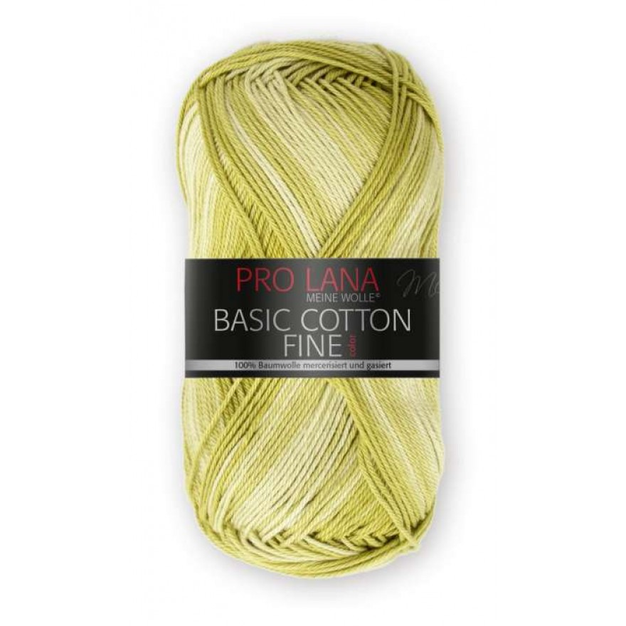 Basic Cotton fine color